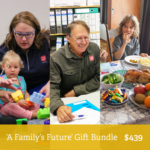 'A Family's Future' Gift Bundle