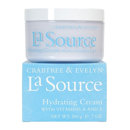 Crabtree & Evelyn La Source Hydrating Cream 200g