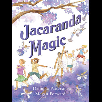 Jacaranda Magic Paperback