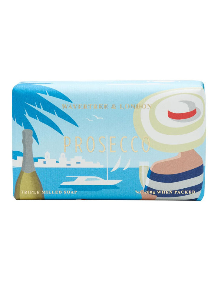 Prosecco triple milled   soap
