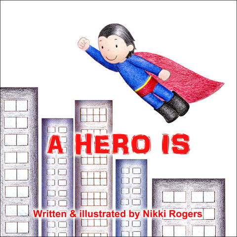 CTB A Hero Is Book
