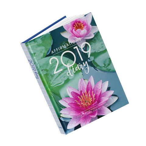 Affirmations 2019 Diary