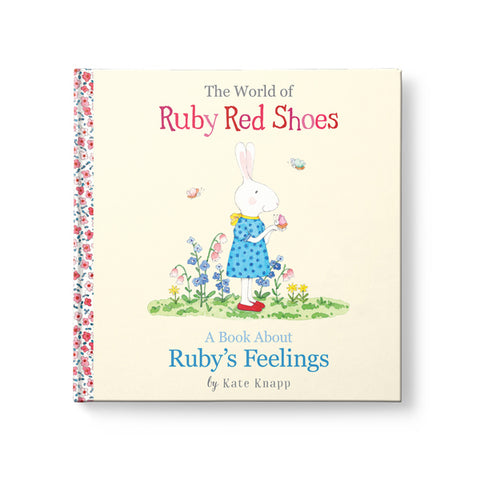 Ruby Red Shoes Feelings