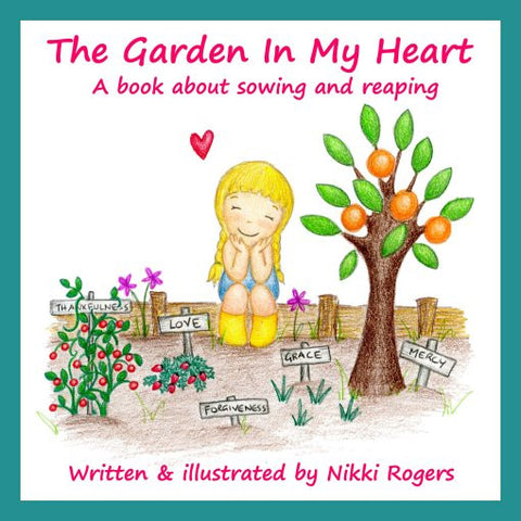CTB The Garden In My Heart Book