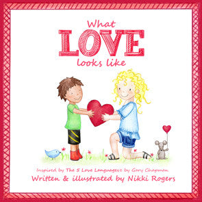 CTB What Love Looks Like Book
