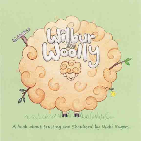 CTB Wilbur the Woolly Book
