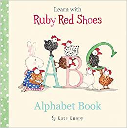 Ruby Red Shoes Alphabet book