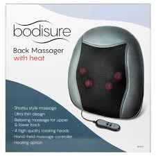 Bodisure Back Massager with heat