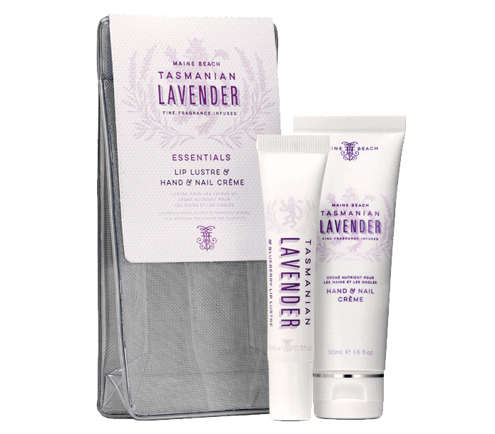 Tasmanian lavender Essentials pack