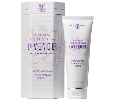 Tasmanian lavender hand and nail cream 100ml