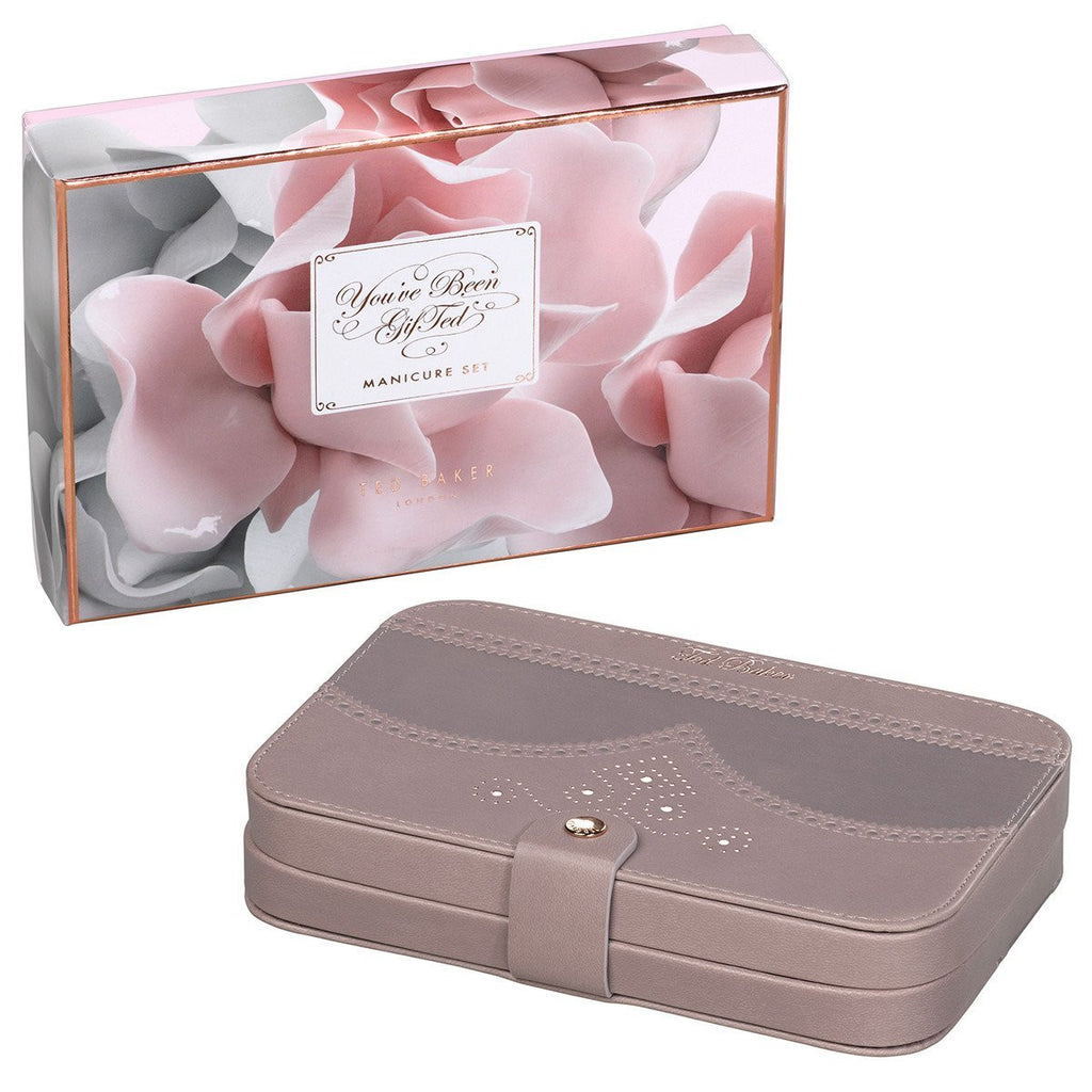 Ted Baker Thistle manicure set