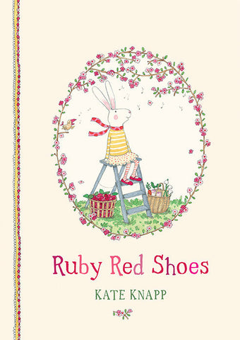 Ruby Red Shoes (H-B)