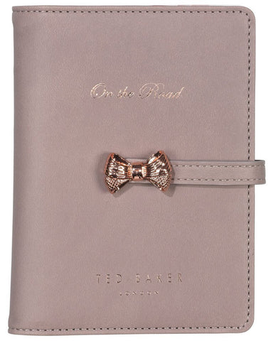 Ted Baker Thistle Travel document holder and pen