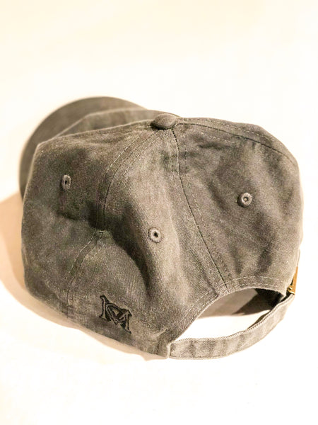 Millieon charcoal  gray hat