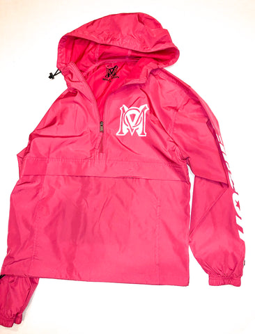 Millieon windbreaker in Pink