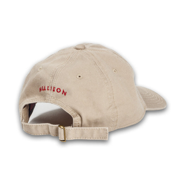 Monogram Hat in Khaki