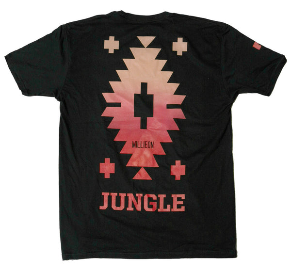Jungle Tee in Black