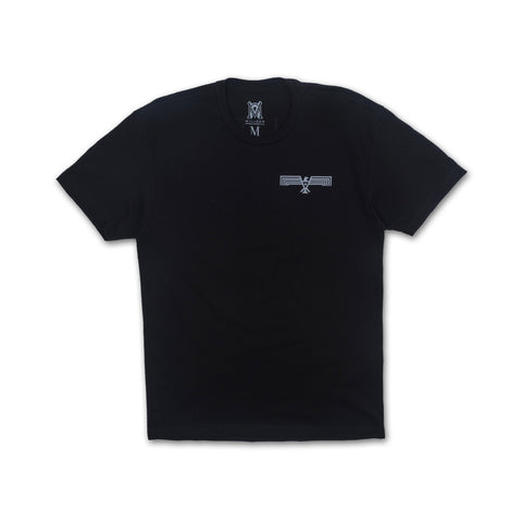 Thunderbird Tee in Black