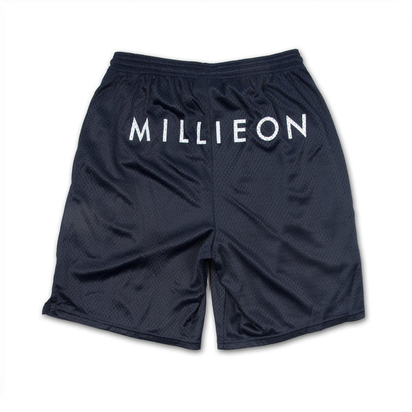 *LTD Millieon x Champion Basketball Shorts - Navy