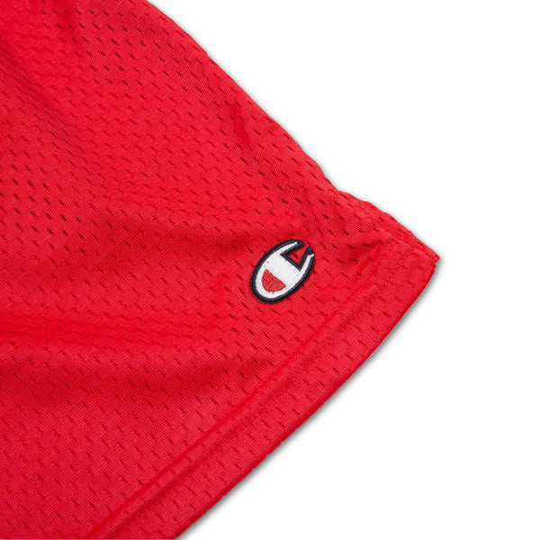 *LTD Millieon x Champion Basketball Shorts - Red