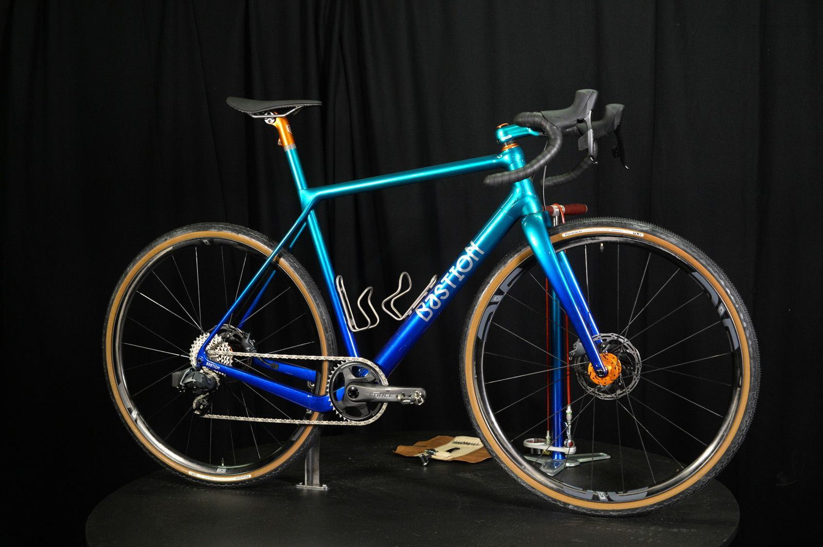 Bastion Cycles CROSSROAD | Handmade Bicycle Show Australia 2019