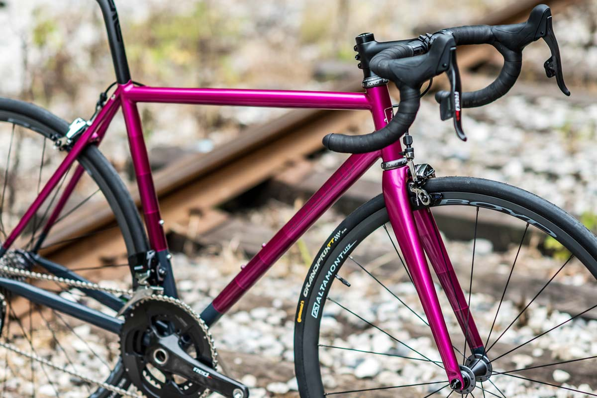 Bishop Bikes X VeloColour