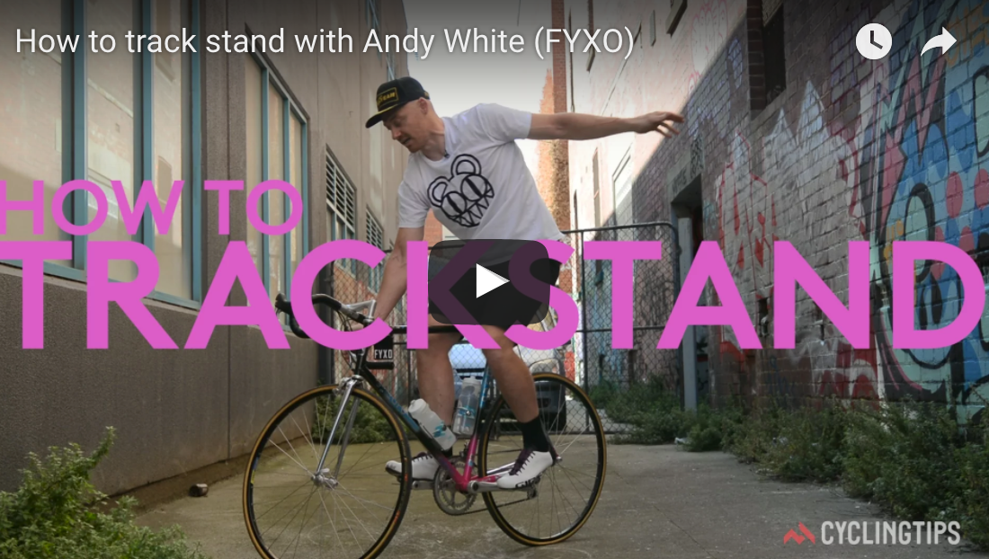 How to trackstand | Cyclingtips