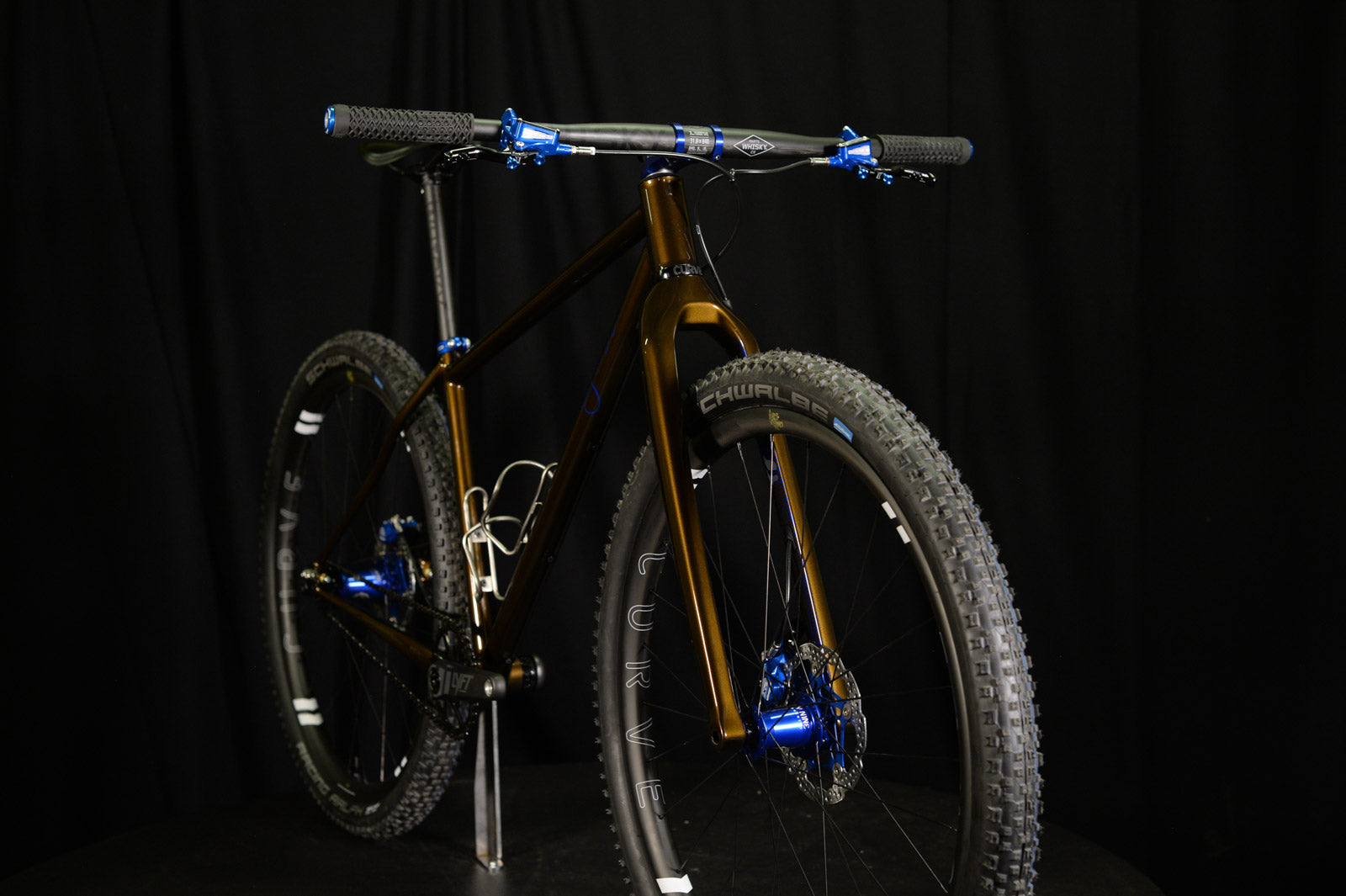 Egress Bikes - Custom Singlespeed Race MTB