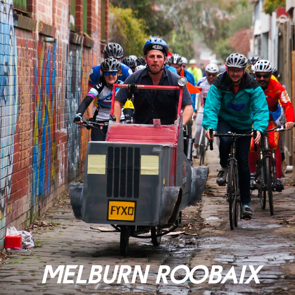 The Party on Pavé is coming your way | Melburn Roobaix