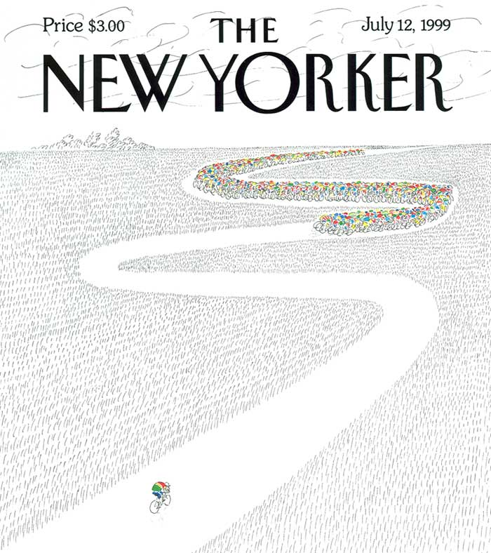 Out the back, Sempe | The New Yorker