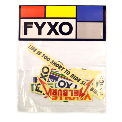 FYXO Sticker Set - FYXO Cycling Apparel