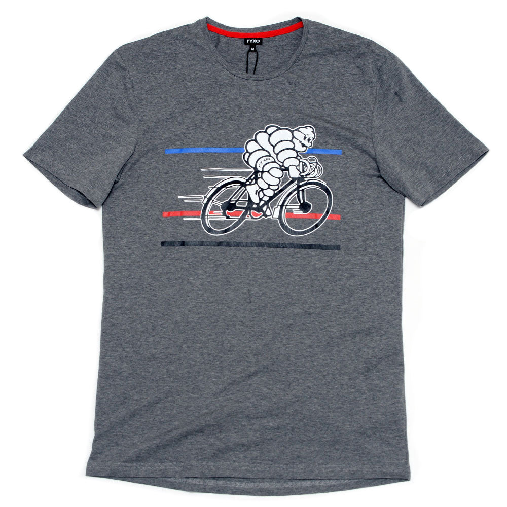 Cobble Monster T-Shirt - FYXO Cycling Apparel