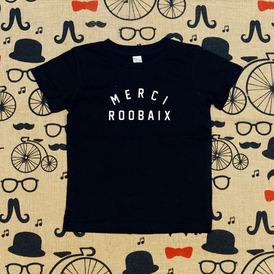 FYXO Merci Roobaix - Kids T-Shirt - FYXO Cycling Apparel