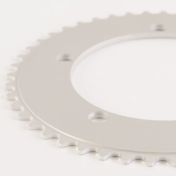 130BCD 1/8 Track Chainring - SILVER