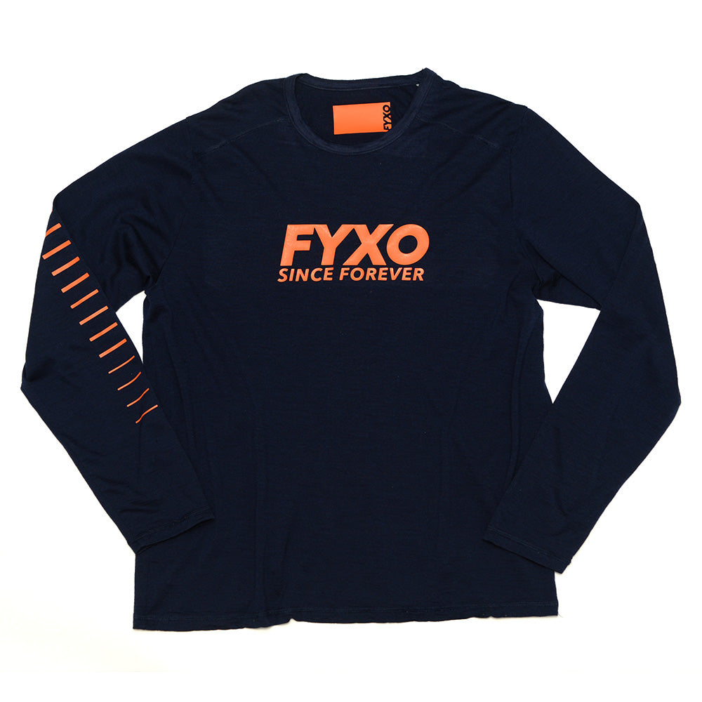 FYXO Custom Merino Long Sleeve - FYXO Cycling Apparel