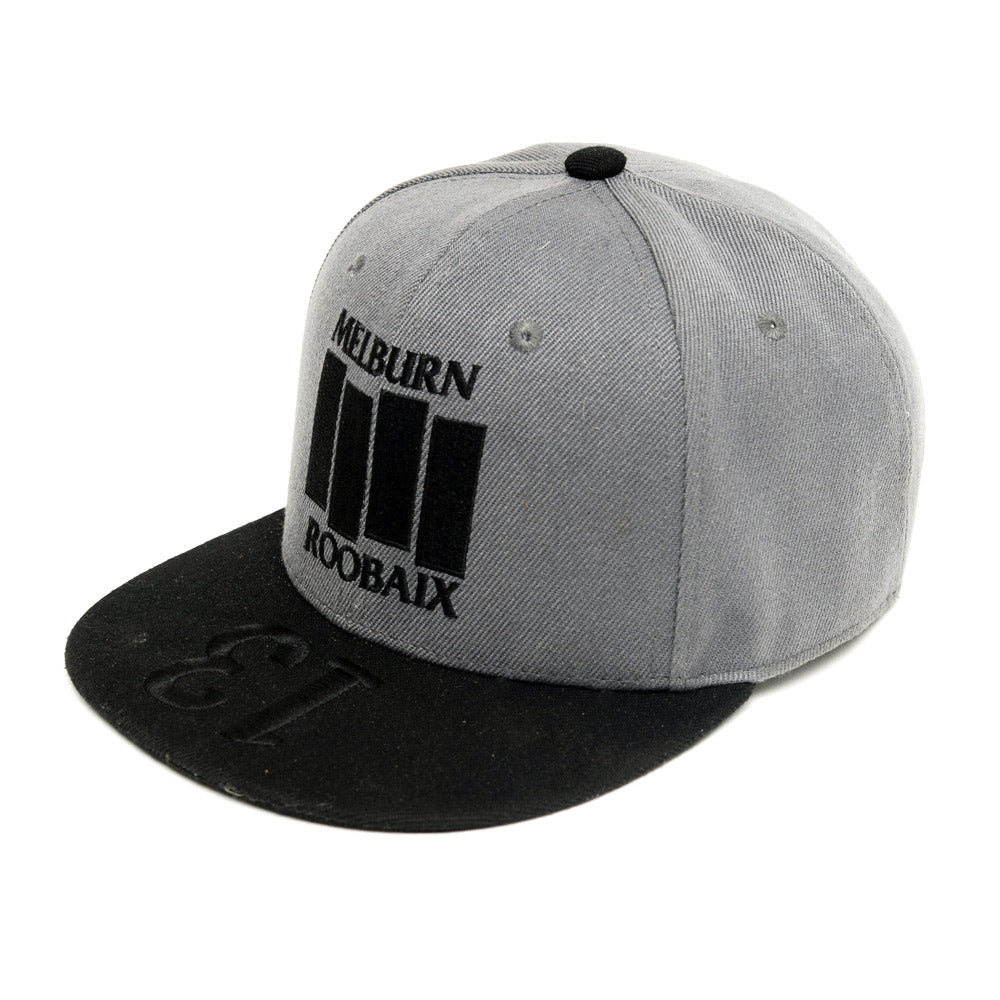 MELBURN ROOBAIX Limited Snapback Cap