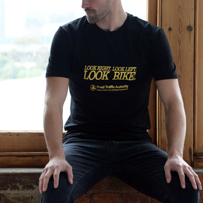 Look Bike T-Shirt - FYXO Cycling Apparel