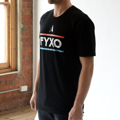 FYXO Nero T-Shirt - FYXO Cycling Apparel