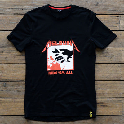 RIDE EM ALL T-Shirt - FYXO Cycling Apparel