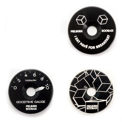 MELBURN ROOBAIX Headset Cap Collection - FYXO