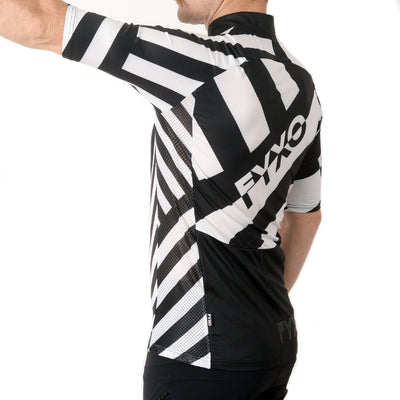 Distract Jersey -  MTB / Gravel - FYXO Cycling Apparel