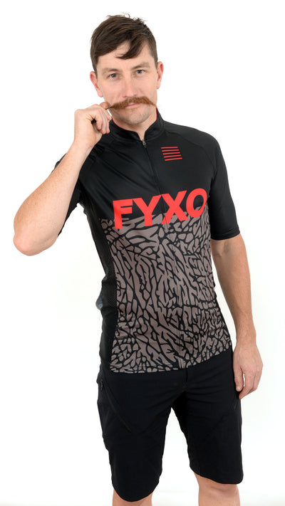 Stampede Jersey -  MTB / Gravel - FYXO Cycling Apparel