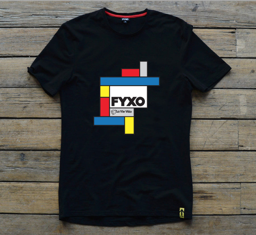 Melburn Roobaix T-Shirt - FYXO Cycling Apparel