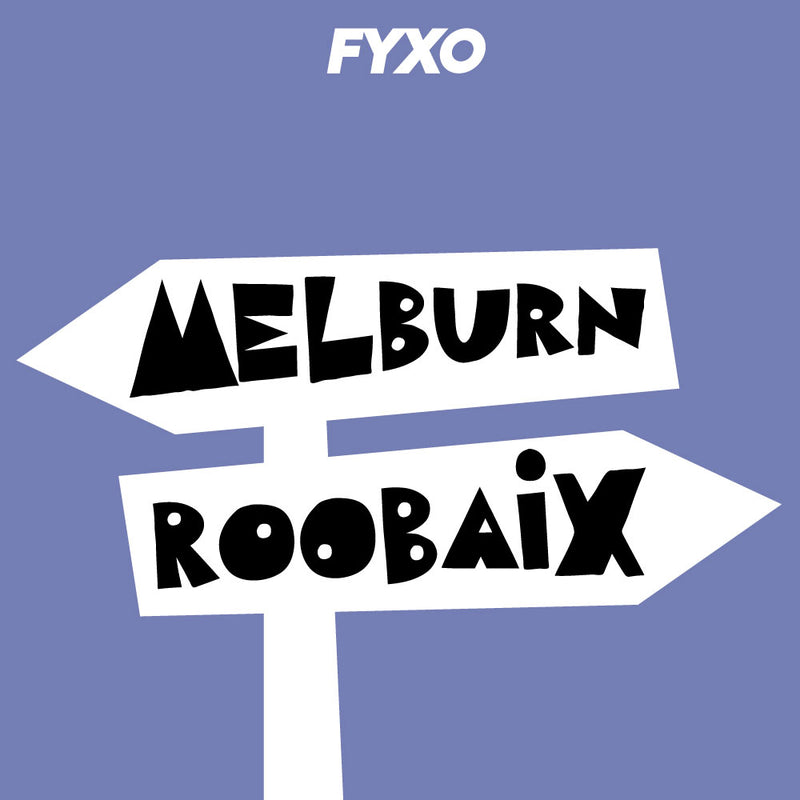 Melburn Roobaix 2020 - FYXO Cycling Apparel