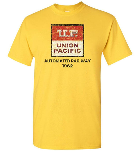 Union Pacific Railroad T-Shirt - Soup Shield (Adult/Youth) - Ringaboy LLC-