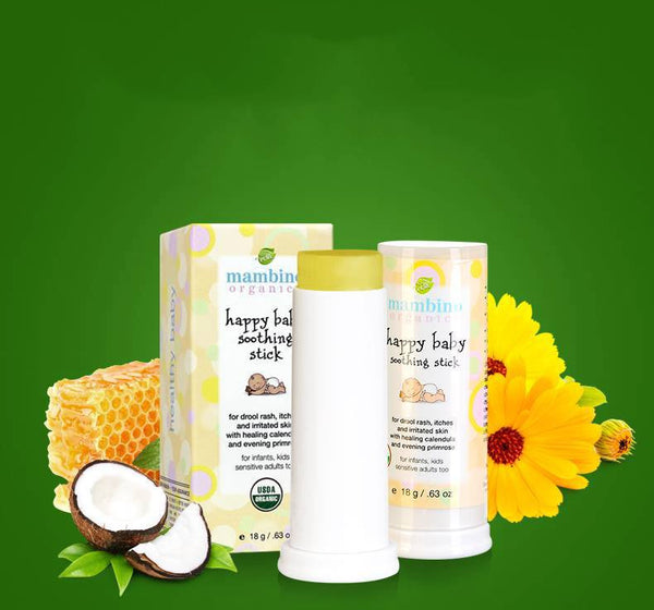 Mambino Happy Baby Soothing Stick - Nature's Treat - 2
