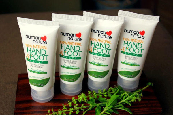 Hand and Foot Salve - Nature's Treat