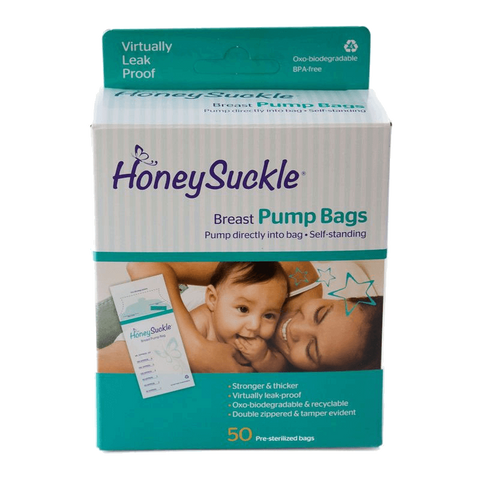 Honeysuckle® Breast Pump Bags - Nature's Treat - 2