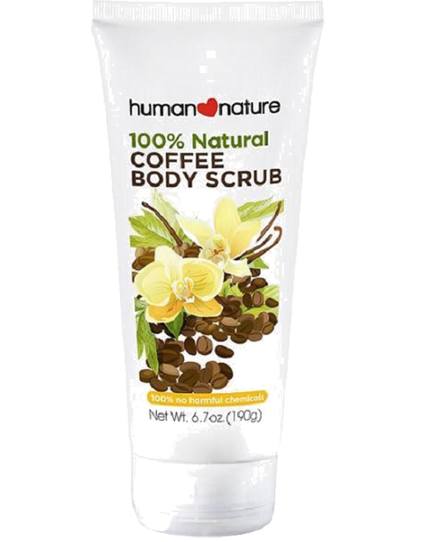 Coffee Body Scrub - Nature's Treat