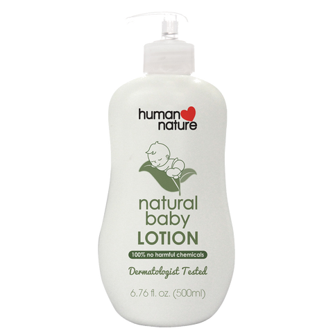 Natural Baby Lotion - Nature's Treat